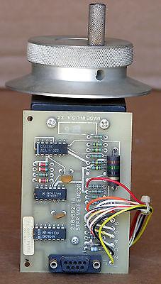 Rapidsyn Quadrature Rotary Encoder 23e-6003fb With Hand Wheel