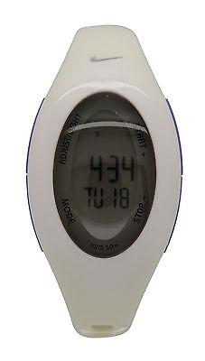 Nike Nuru WK0012 613 Kids Pink Ice Grape Digital Chronograph Alarm Watch