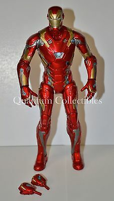 *NO BOX* Iron Man Mark 46 Armor (Captain America: Civil War Movie) Action Figure