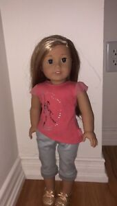 ISABELLE AMERICAN GIRL DOLL WITH LOTS OF ACCESSORIES AND PET