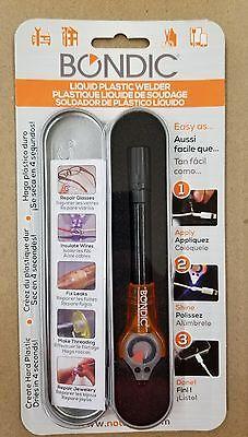 Bondic Repair Anything 100% Non Toxic Liquid Plastic Welder - Not a Glue