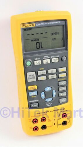 Fluke 726 Precision Calibrator