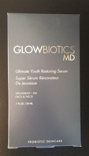 GlowBiotics MD Ultimate Youth Restoring Serum - 1 Fl Oz Retail 225.00 - $45.00