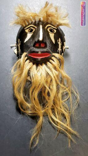 WOW! Rio Yaqui Mexican Yoeme Mayo Native Dance Mask Mexico Pascola Sonora Pueblo