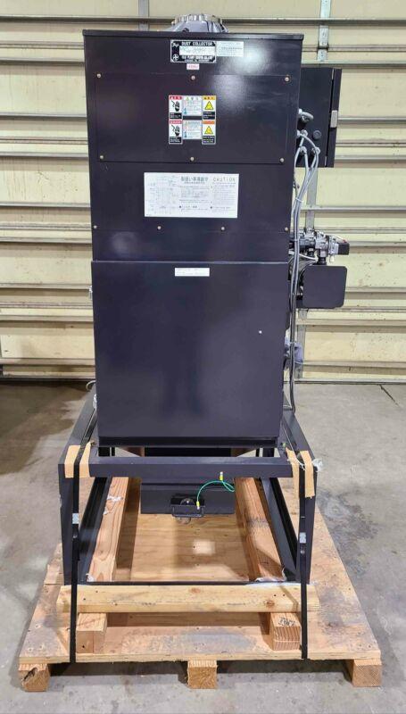 Fuji KBJM-202HV Laser Dust Collector / Fume Extractor 1.5 kW, 3 Ph.