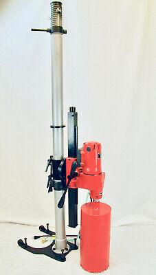 Bluerock 8 Z1 Tel Telescoping Stand Concrete Core Drill Any Angle Drilling