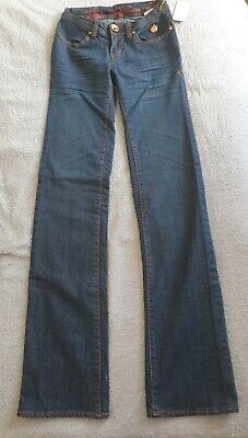 Apple Bottoms by Nelly Jeans Size 4 / 6 W24 L34 ** BNWT **