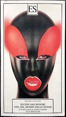 Maxim Jakubowski, Vita nel mondo delle donne, Ed. ES, 1997