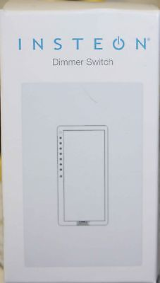 NEW Insteon 2477D SwitchLinc Dimmer Switch, 600W , White