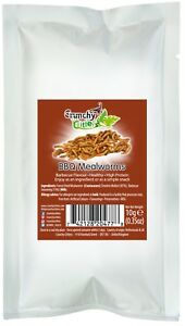 Edible Insects Bugs BBQ Mealworms 10g Crunchy Critters