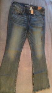 American Eagle Jeans: (2) Pairs of Kickboot - Size 10