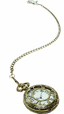 Taschenuhr ohne Laufwerk Steampunk Barock Rokoko Fasching (Uhr Kostüm)