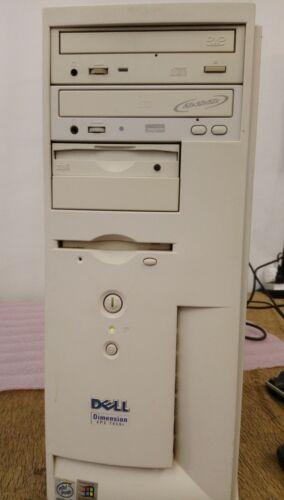 VINTAGE Dell dimension XPS T650R computer Windows XP ethernet  WINDOWS XP