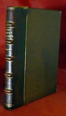 Max Beerbohm / The Happy Hypocrite A Fairy Tale For Tired Men First Edition 1897 - Fairy Tale Men