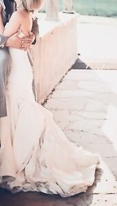 """Melissa Sweet """"Aurora"""" Wedding Gown"""
