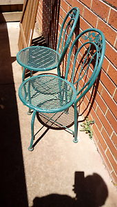 Garden chairs for sale Werribee Wyndham Area Preview