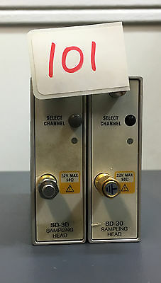 Tektronix Sd-30 40ghz Digital Oscilloscope Sampling Head