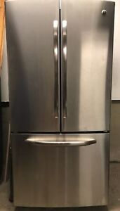 GE Stainless Steel French Door Refrigerator