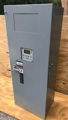Asco 260 Amp Ats Automatic Transfer Switch 480v 277v 3 Phase 300 Series Open Box