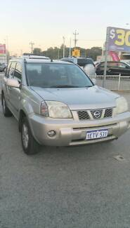 2006 Nissan X-trail ST-S 40TH ANNIVERSARY Automatic SUV Osborne Park Stirling Area Preview