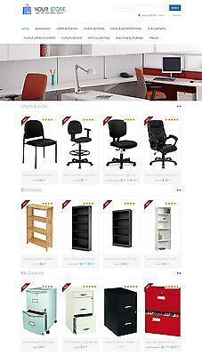 Amazon Affiliate Website - Office Furniture Store Ecommerce
