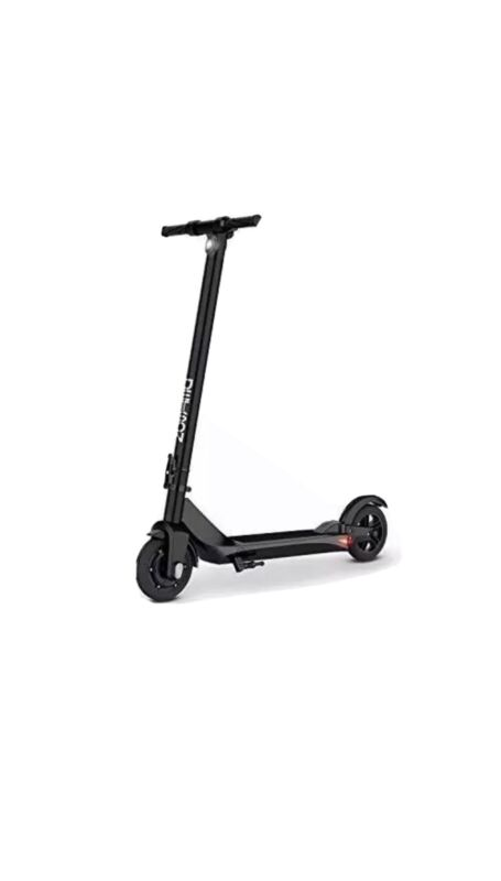 Jetson Element Pro Electric Scooter, Black - Lightweight and Foldable Frame, Tra