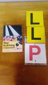 Learner Driver Set