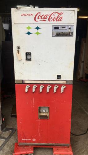 Westinghouse Coca-Cola Vending Machine