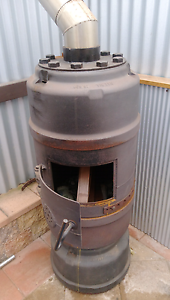 Wood fire heater Hillbank Playford Area Preview