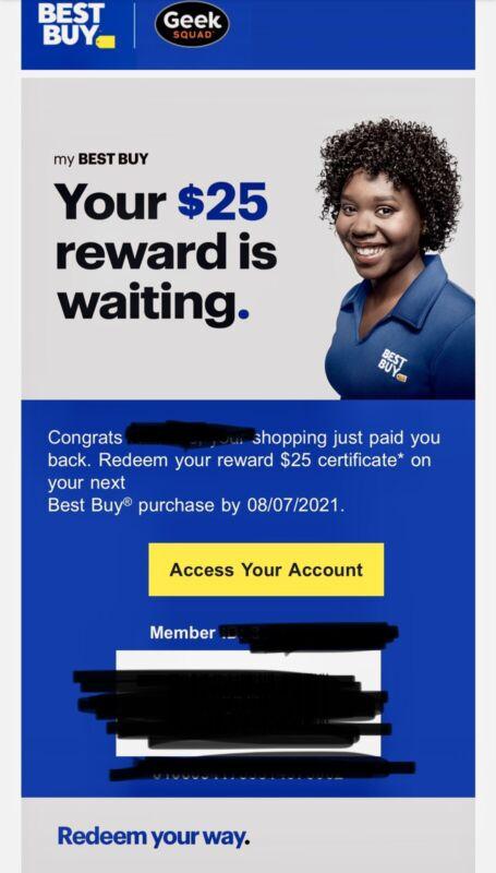 best buy $25 Off $25 Expires 8/7/21 Read Description