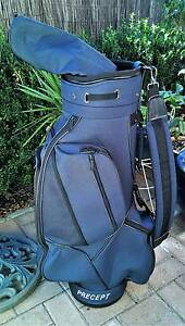 Precept Golf Club Bag Golden Grove Tea Tree Gully Area Preview