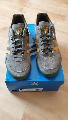 Adidas originals Jeans Super UK 9 Deadstock BNIBWT £100  Branch/Green no Spezial