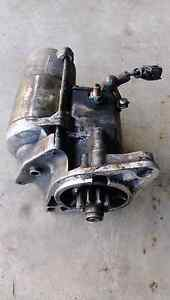 Toyota hilux haice diesel starter motor Parkwood Gold Coast City Preview