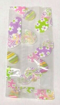 - Easter Egg Swirled Cello Bags, Pack of 25 Great for Easter, FREE SHIP