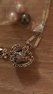 Best Mom Necklace (from oyster party)