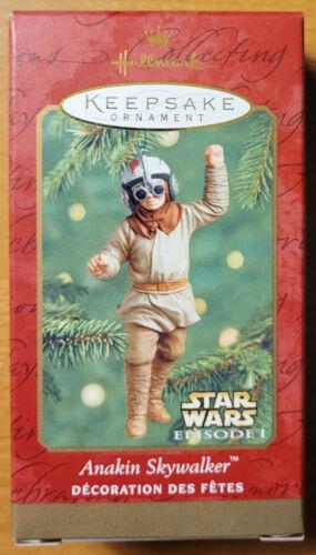 2001 STAR WARS HALLMARK KEEPSAKE Ornament ~ ANAKIN SKYWALKER ~ UNOPENED, NEW