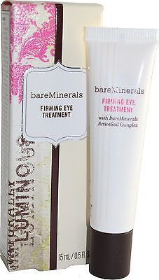 Bare Minerals Firming Eye Treatment 0.5 oz /15 ml New In Box on Rummage