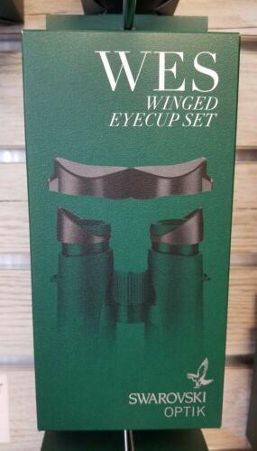 Swarovski Optik Winged Eyecup / Rainguard Set (NL PURE, EL, SLC, & EL Range