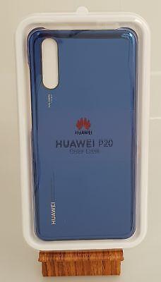 Huawei Color Case Huawei P20 deep blue 51992347 Blister