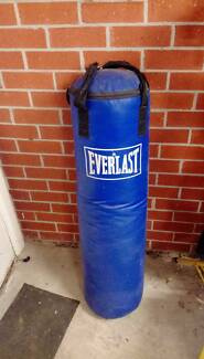 Everlast Boxing Bag (Good Condition)