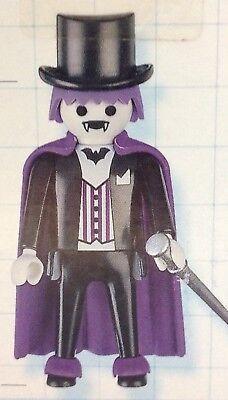 Playmobil  Count Dracula / Vampire  -