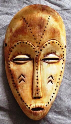 Old LEGA Mask - Belgian CONGO - late 1800 or early 1900