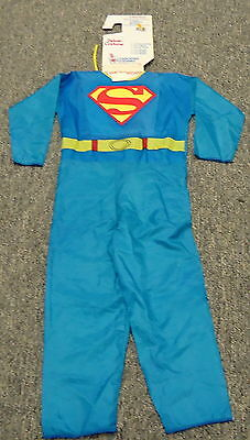 1992 Collegeville SUPERMAN DELUXE COSTUME ~ child size large