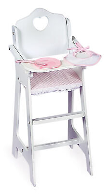 Badger�Basket�Company Doll High Chair with Accessories a