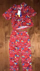 6 pairs of pjs for boy 3T