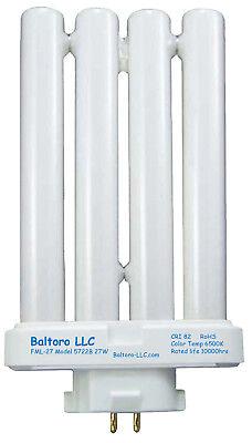 Baltoro FML27/50 27 Watt Linear Quad Compact Fluorescent CFL Bulb