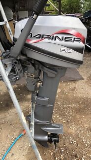 **REDUCED** Mariner 8hp outboard