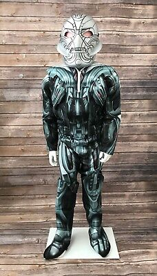Kids Boys Marvel Avengers Age Of Ultron Halloween Costume Small 3-4 Years](Ultron Halloween Costume)