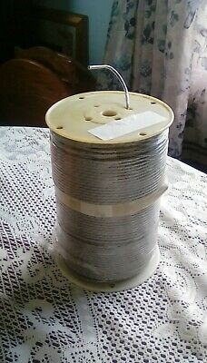 Type J Thermocouple Wire 20ga Solid With Ss Braid
