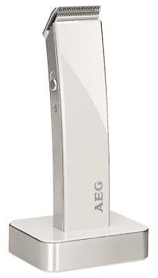 Akku-Bart-/Haarschneider AEG HSM/R 5638 Bartschneider Haarschneidemaschine OVP